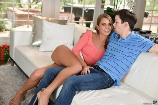 ClubSandy/21Sextury - Jill Kassidy - Finally Alone Together (FullHD/1080p/1.04 GB)