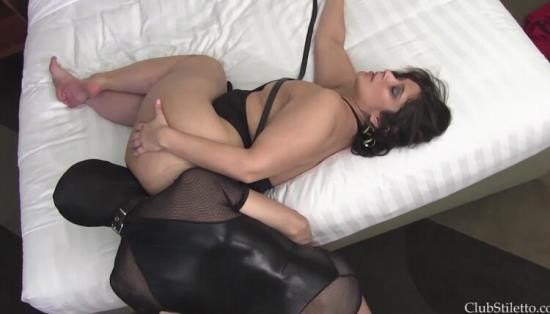 ClubStiletto - Goddess Naughtia - You will eat every piece (HD/720p/272 MB)