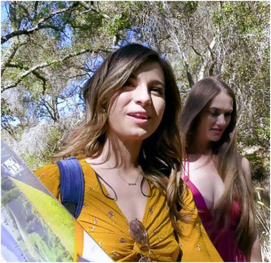 BFFS/TeamSkeet - Izzy Lush, Samantha Hayes, Avery Moon - Hiking With Hotties (HD/720p/2.63 GB)