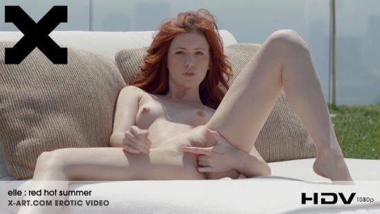 X-Art - Elle Alexandra - Red Hot Summer (FullHD/1080p/428 MB)