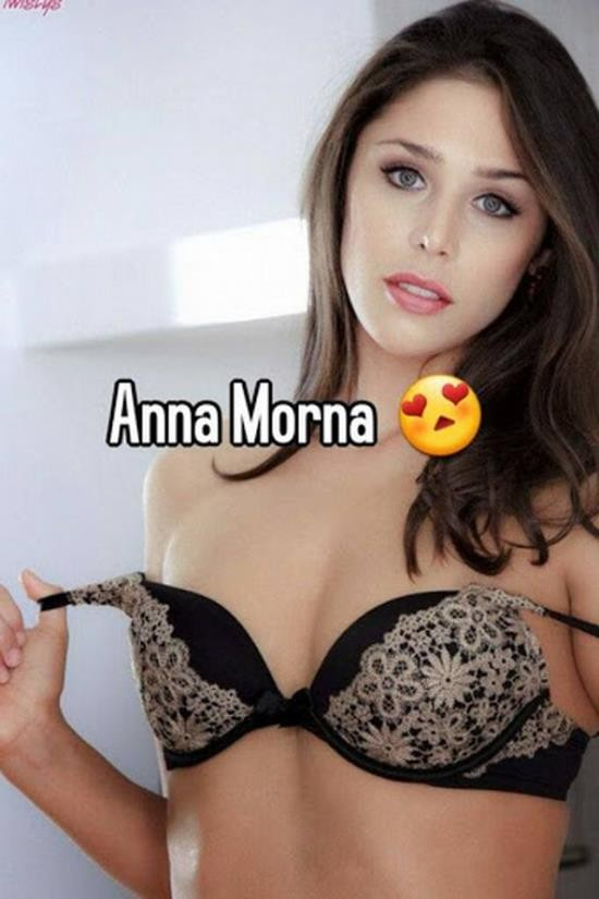 JamesDeen - Anna Morna - Porn Before the Porn (HD/720p/1.05 GB)