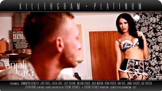 Killergram - Megan Coxxx - Situations (HD/720p/763 MB)