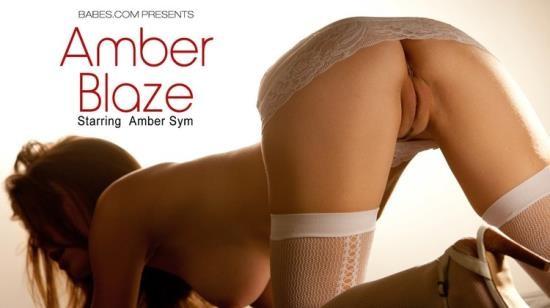 Babes - Amber Sym - Amber Blaze (FullHD/1080p/499 MB)