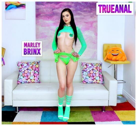TrueAnal - Marley Brinx - Marley's Anal Adventure (HD/720p/642 MB)