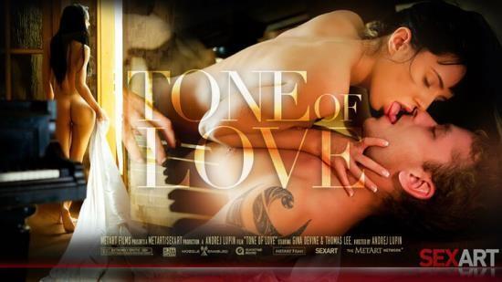 SexArt - Gina Devine - Tone Of Love (FullHD/1080p/802 MB)