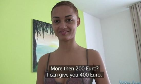 PublicAgent - African fashion model - Short haired african fashion model fucked for cash 720 (HD/720p/1016 MB)