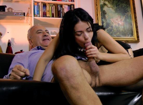 JimSlip - Ava Dalush, Lara Latex - My wife and I and Ava (HD/720p/868 MB)