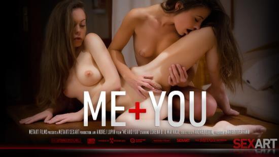 SexArt - Lorena B, Mia Knox - You And Me (FullHD/1080p/727 MB)