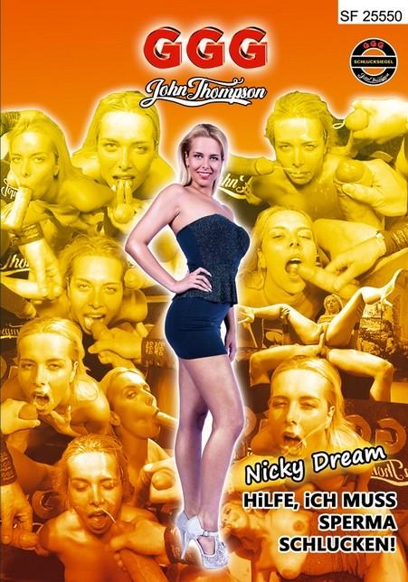 GGG - Nicky Dream, Jezebel Dove - Nicky Dream Hilfe Ich Muss Sperma Schlucken (FullHD/1080p/2.55 GB)