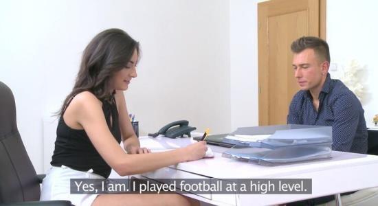 FemaleAgent/FakeHub - Miky Fox, Jamie Oliver - Agent Rides Studs Cock to Orgasm (HD/720p/484 MB)
