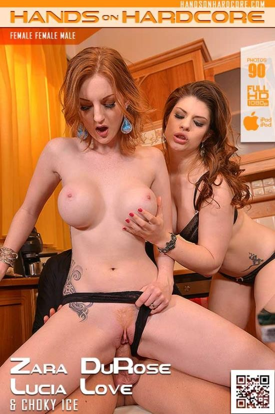 HandsOnHardcore/DDFNetwork - Lucia Love and Zara DuRose - Book Keeping And Pussy Fucking - Threesome In The Kitchen (FullHD/1080p/1.58 GB)