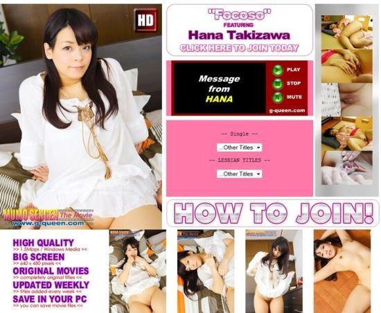 G-Queen - Hana Takizawa - Solo (HD/720p/879 MB)