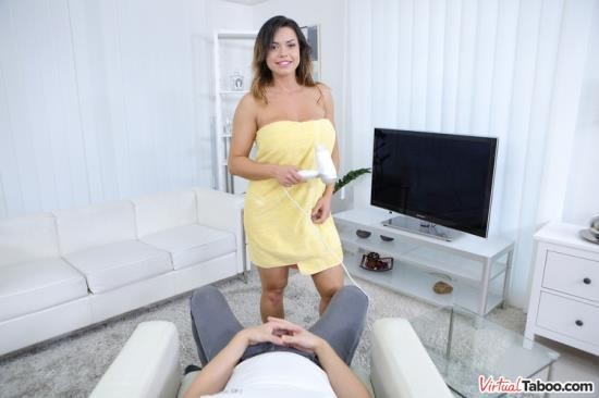 VirtualTaboo - Chloe Lamur - Sister Wanking Needs Some Pranking (UltraHD 4K/2700p/4.92 GB)
