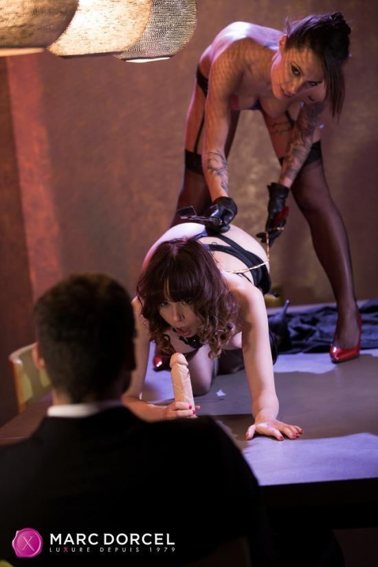 DorcelClub - Ariel Rebel, Nikita Bellucci - Ariel Rebel, extrem obedience (HD/720p/255 MB)