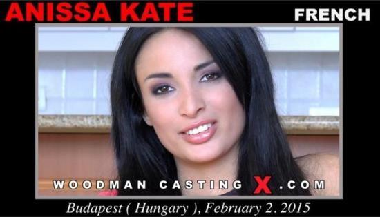 WoodmanCastingX/PierreWoodman - Anissa Kate - ANISSA KATE (HD/720p/2.60 GB)