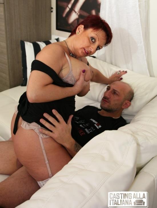 CastingAllaItaliana/PornDoePremium - Barbara Gandalf - Chubby Italian mature Barbara Gandalf fucked by Omar Galanti in hot casting (FullHD/1080p/2.57 GB)