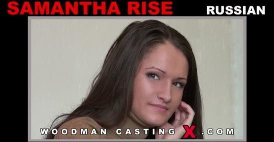 WoodmanCastingX - Samantha Rise - Casting (HD/720p/1.29 GB)
