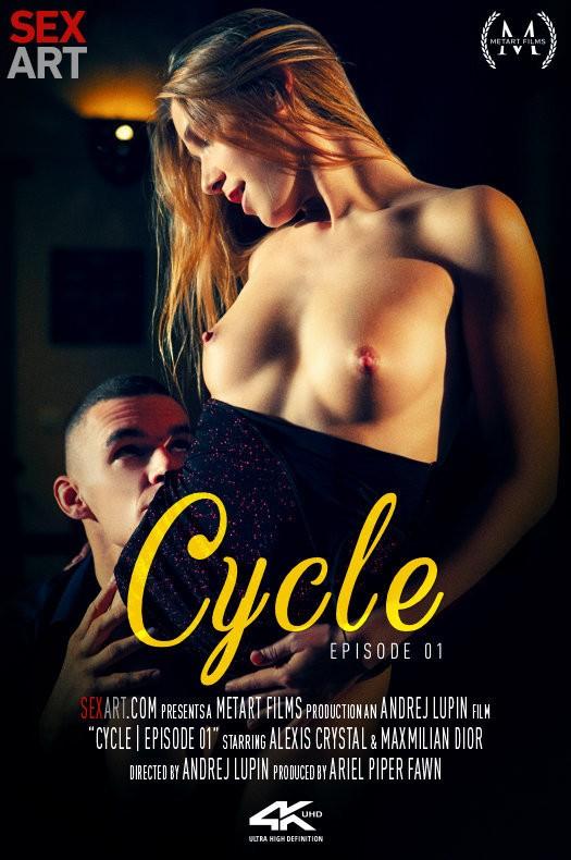 SexArt/MetArt - Alexis Crystal - Cycle Episode 1 (FullHD/1080p/1.37 GB)