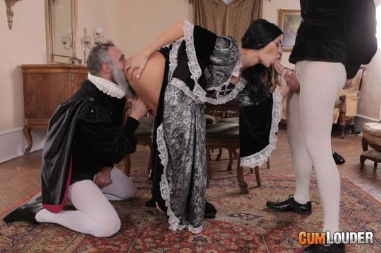 SpoofPorn/CumLouder - Jasmine Jae - Shakespeare, Cervantes, Anal Or Not Anal? (HD/720p/1.53 GB)