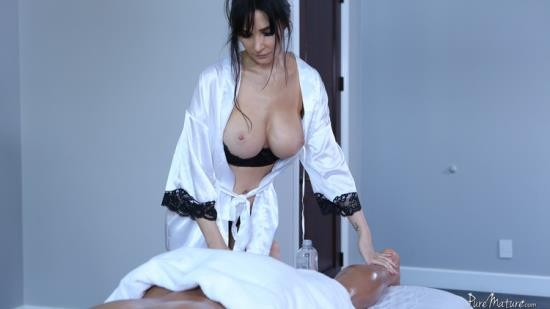 PureMature - Diana Prince - MILF Massage (FullHD/1080p/1.93 GB)