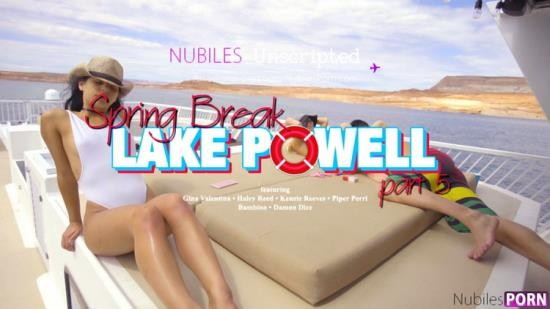 NubilesUnscripted/Nubiles-Porn - Gina Valentina, Haley Reed - Spring Break Lake Powell 5 (SD/540p/406 MB)