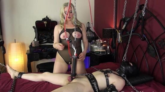 THEENGLISHMANSION - MISTRESS SIDONIA - CHAINED FOR HER MATTRESS PT2 (PART 2 OF 3) (FullHD/1080p/272 MB)