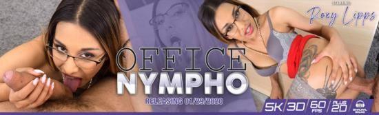 DDFNetworkVR - Roxy Lips - Office Nympho (UltraHD 4K/2700p/4.94 GB)