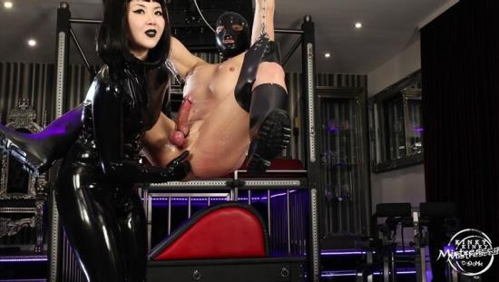 KINKYMISTRESSES - Miss Patricia - Fisted And Milked By Miss Patricia (HD/720p/246 MB)