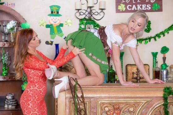 MomKnowsBest/Twistys - Dani Jensen, Eliza Jane - Tip Me, Im Irish (FullHD/1080p/1.52 GB)