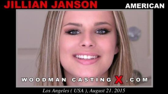 WoodmanCastingX - Jillian Janson - Hard - Anal sex on-carpet with my boy (FullHD/1080p/2.42 GB)