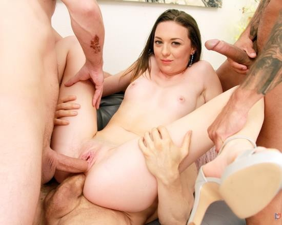 LegalPorno - Isabella Della - Hot White Teen Isabella Della First Time To Gonzo With First Time Double Penetration SZ2466 (HD/1.57 GB)