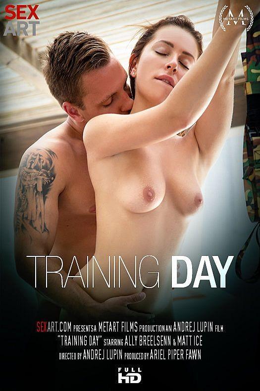 SexArt/MetArt - Ally Breelsen - Training Day (HD/720p/478 MB)