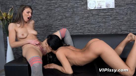 VIPissy - Emylia Argan, Lexi Dona - The Pedicure (FullHD/1080p/1.75 GB)