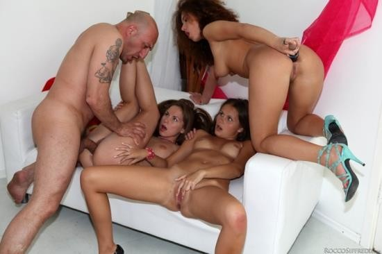 roccosiffredi - Amanda A, Eliza, Miranda - Roccos Anal Slaves 02 Scene 2 (FullHD/1080p/2.43 GB)
