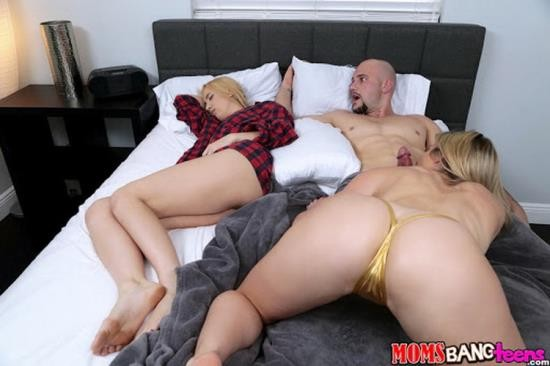 MomsBangTeens/RealityKings - Cory Chase, Sierra Nicole - New Cock To Fuck (FullHD/1080p/2.66 GB)