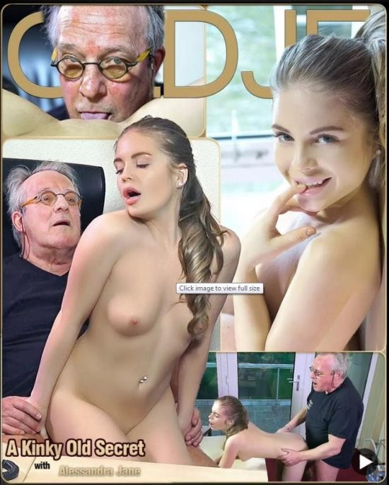 Oldje/ClassMedia - Alessandra Jane - A Kinky Old Secret (FullHD/1080p/623 MB)