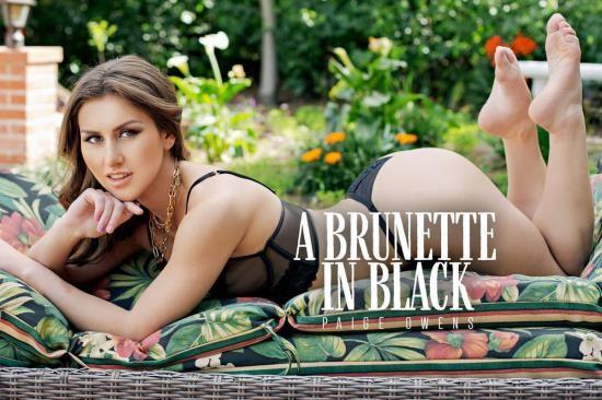 BaDoinkVR - Paige Owens - A Brunette in Black (UltraHD 2K/2048p/3.38 GB)