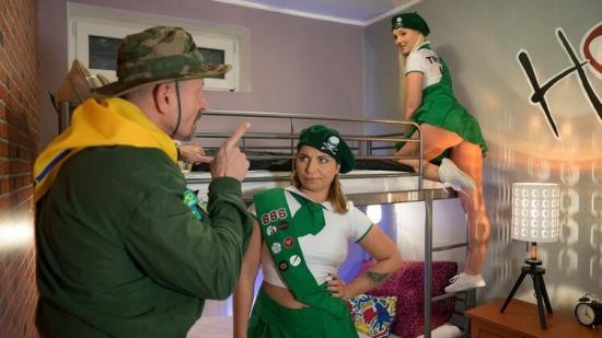 FakeHostel - Amy Red, Lovita Fate - Scouts From The Other Side (FullHD/1080p/1.62 GB)