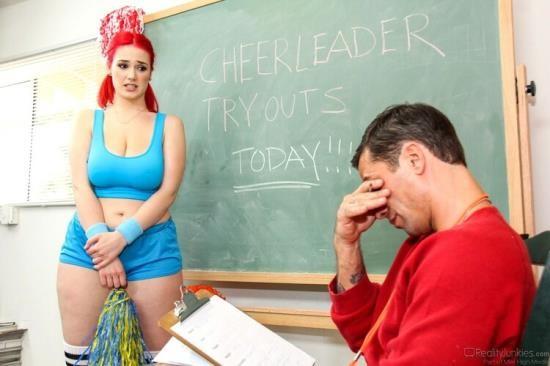 RealityJunkies - Siri - Big Tit Fantasies - Cheerleader Try Outs Today, Scene 1 (HD/720p/923 MB)