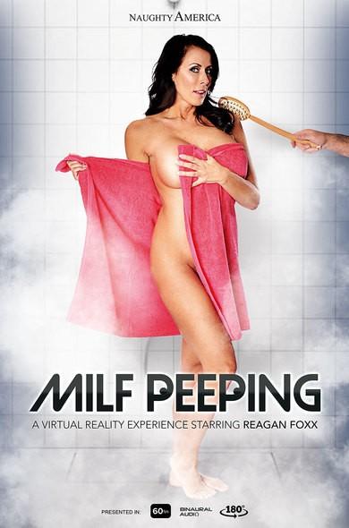 naughtyamericavr/naughtyamerica - Reagan Foxx - Milf Peeping (FullHD/1080p/1.92 GB)