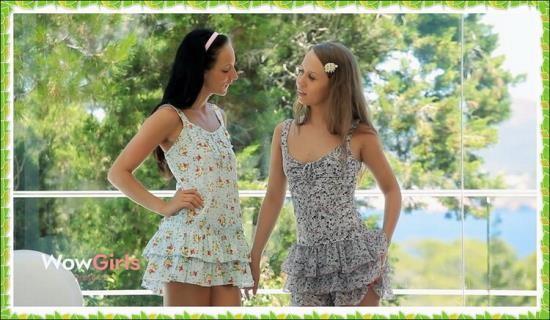 WowGirls - Charlotte, Paloma - Like A Virgin (HD/720p/647 MB)