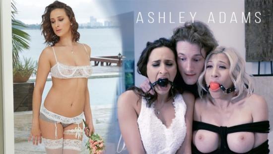 TeenCreeper/FetishNetwork - Ashley Adams, Cristi Ann - Teen Creeper Ashley Adams Bridal Bang (FullHD/1080p/2.17 GB)