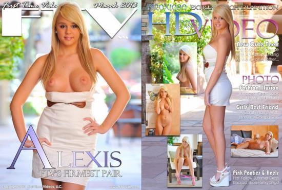 FTVGirls - Alexis Adams - FTVs Firmest Pair (FullHD/1080p/1.47 GB)