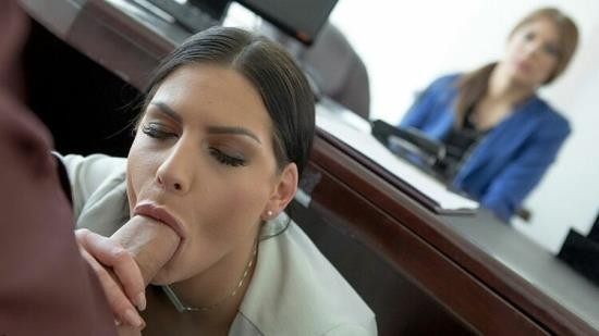 OfficeObsession/Babes - Annie Wolf - Blowing My Cover (FullHD/1080p/1.40 GB)