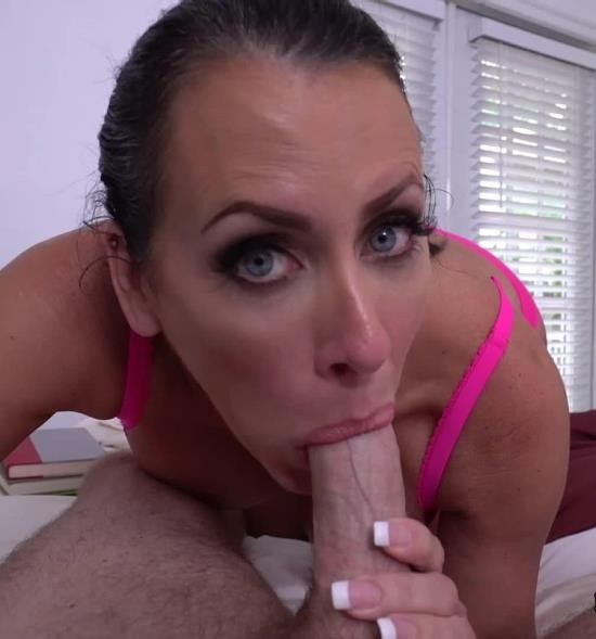 Family Manipulation - Reagan Foxxx - Mother Helps Son Relieve Stress, to Pass his Class... (FullHD/1080p/723 MB)