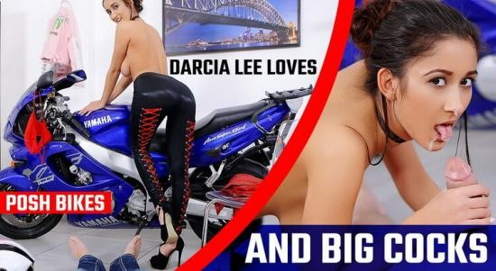 TmwVRnet - Darcia Lee - Posh Bikes and Big Cocks (UltraHD 2K/1920p/4.08 GB)