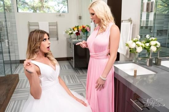 TransAngels - Casey Kisses, Kenzie Taylor, Michael Stax - Ringing Her Wedding Bells Part 1 (FullHD/1080p/1.66 GB)