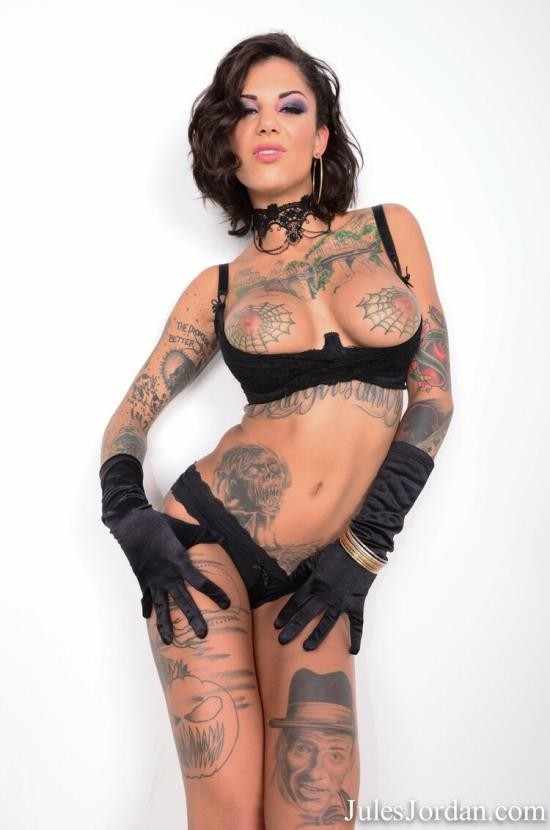 Elegantangel - Bonnie Rotten - Body Tattoos and Anal Sex (FullHD/1080p/1.57 GB)