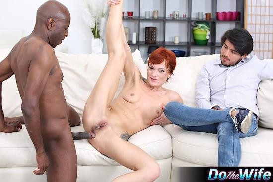 DoTheWife - Kessie Shy - Redhead Wife Gets Blacked (HD/1012p/971 MB)