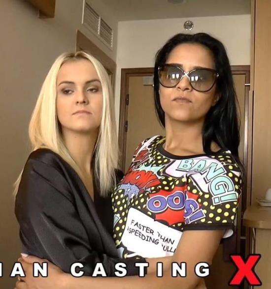 WoodmanCastingX - Abby Lee Brazil, Joleyn Burst - Abby Lee Brazil Casting (Updated) (HD/720p/1.60 GB)